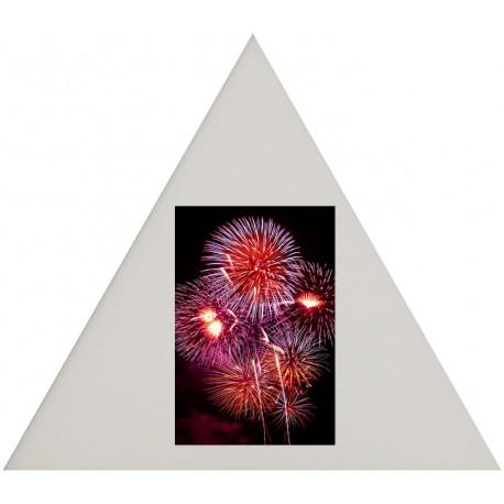Sous verre triangle équilatéral