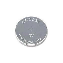 Pile lithium CR2032 3V