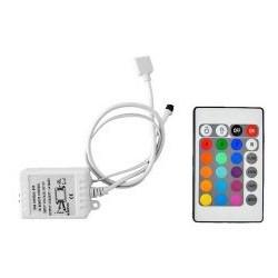Télécommande LED RGB