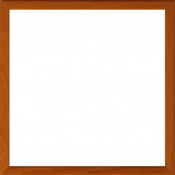 cadre seul - carré